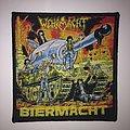 Wehrmacht - Biermacht Woven Patch