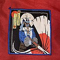 Tokyo Blade - Night Of The Blade Woven Patch