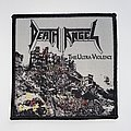 Death Angel - Patch - Death Angel - The UltraViolence Woven Patch
