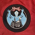 Ghost - Opus Eponymus Woven Patch