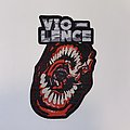 Vio-Lence - Patch - Vio-Lence - Eternal Nightmare Woven patch