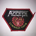 Accept European Tour Vintage Woven Patch