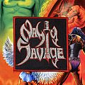 Woven Nasty Savage Patch