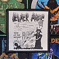 Black Magic - Rite Of The Wizard Woven Patch