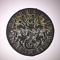 Evile - Five Serpent's Teeth Woven Patch