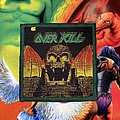 Overkill - Patch - Overkill - The Years Of Decay Woven Patch