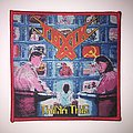 Toxik - Patch - Toxik - Think This Woven Patch