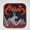 Sabbat (JPN) - Patch - Woven Sabbat Patch