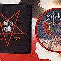 Mötley Crüe - Patch - mötley crüe uses Blitzkrieg for BLOODFIREDEATH88!!