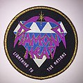 Diamond Head - Lighting To The Nations Woven Patch