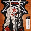 Witchfynde official woven back patch