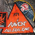 Patch - Raven all for one (FOR TRADE)