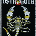 Ostrogoth Ecstasy and Danger woven patch