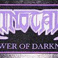 Minotaur - Power of Darkness strip patch