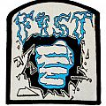Fist nwobhm Patch