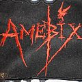 Patch - Amebix patch