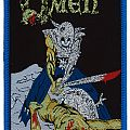 Omen Battle Cry woven patch
