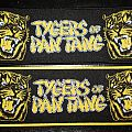 Tygers Of Pan Tang - Don't tuch me there  Patch