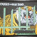 Tygers of Pan Tang - The Cage patch (without the tour date)