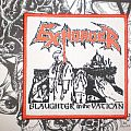 Patch -  Exhorder - Slaughter in the Vatican (For Trade)