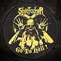 Shitfucker - Go to Hell Patch