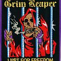 Grim Reaper Lust for Freedom Patch