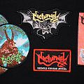 Nocturnal woven patch collection
