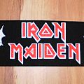 Iron Maiden purgatory strip patch