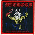 Bathory Under the Sign of the Black Mark Patch