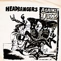 Various Artists - TShirt or Longsleeve - Headbangers Against Disco T-Shirt