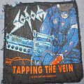 Patch - Sodom - Tapping The Vein patch