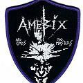 Amebix No Gods No Masters Woven Shield  Patch