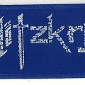 Blitzkrieg logo patch