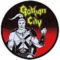 Gotham City The Unknown woven patch