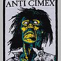 Anti Cimex - Patch - Anti-Cimex - Zombie