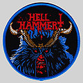 Hellhammer - Patch - Hellhammer - Triumph of death