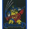 Entombed - Patch - Entombed - Wolverine Blues