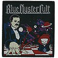 Blue Öyster Cult - Patch - Blue Oyster Cult - Agents Of Fortune