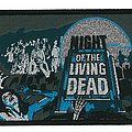 Living Death - Patch - Night Of The Living Dead (1968)