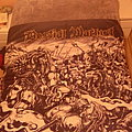 Banner bestial warlust blood and valour  2000
