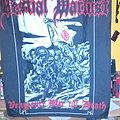 Bestial Warlust - Vengeance War'Till Death flagg