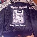 Bestial Warlust - long live death!!!! Jacket num33 size l