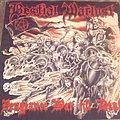Banner bestial warlust vengance war till death