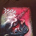 Disgorge shirt original world tour in Madrid tag pk sports