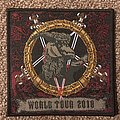 Slayer world tour 2018 patch