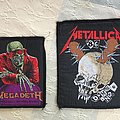 Megadeth - Patch - Patches for WPKsavage