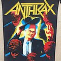 Anthrax - Patch - Among the living bp