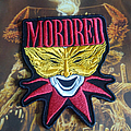 Mordred Fools Game Bootleg embroidered patch