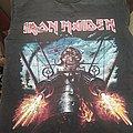 Maiden Sonisphere, Knebworth 2014 Festival Shirt