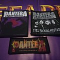 Pantera Patches